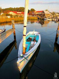 Chesapeake Crabbing Skiff