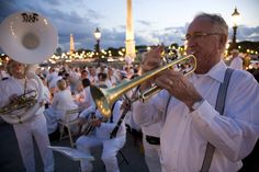 It started in France nearly a quarter of a century ago. On a whim, a group of friends organized what is essentially chic picnic, the location of which is kept secret until virtually the last minute. It's called Diner en Blanc and it's now held in countries all over the world. This month, it comes to New Orleans. The first Diner en Blanc New Orleans will be held April 20.The location of the dinner isn't revealed until 48 hours before the event and only goes to those who are registered.