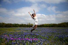 ©Elegant Beauty Photography  Portrait, Bluebonnets