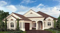 Energy-Efficient and Budget-Friendly House Plan with Options - 33183ZR - 01