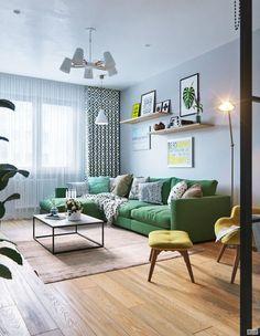 Ideas for bedroom grey ikea interior design Living Room Paint, New Living Room, Small Living Rooms, Living Room Interior, Home And Living, Living Room Designs, Living Room Decor, Bedroom Small, Trendy Bedroom
