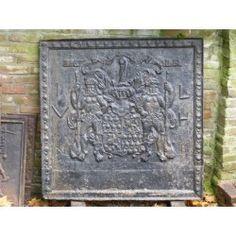 Kaminplatte Wappen zum Verkauf von https://www.kaminplatte.de