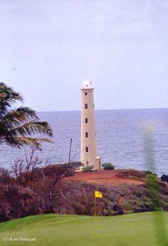 Nawiliwili Harbor Light, Kauai, HI Kristin you must go hear!