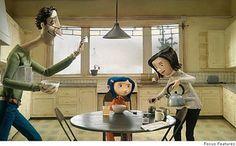 Coraline and Parents