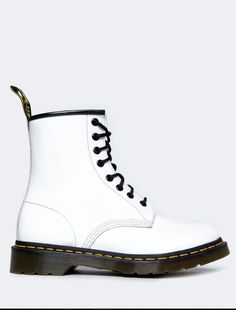 f7f901e4a0 1460 PATENT LEATHER - White Doc Martens (Size 8 in Womens) - Not a priority