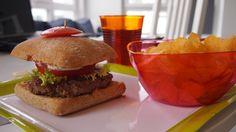[MESA BURGER] Recette de burger au chèvre frais à tomber ! #burger #hamburger #chevre #foodporn #food