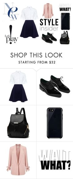 """""""SPRING"""" by daisy-giselle on Polyvore featuring Paul & Joe Sister, Oxford, Belkin and Miss Selfridge"""