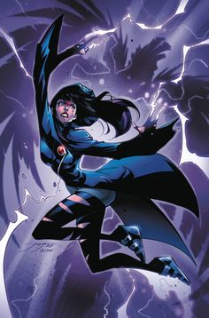 Raven #4 Cover
