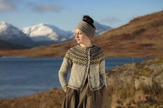 "Ravelry: ""Còinneach"" pattern by Kate Davies"
