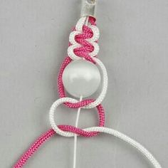 8 Trusting Tips AND Tricks: Antique Diamond Jewelry jewelry diy Making Silver handmade jewelry bracelets.love making paracord bracelets and now thisMacrame bracelets with beadsCute idea for DIY bracelets! Knit Bracelet, Paracord Bracelets, Braclets Diy, Knotted Bracelet, Macrame Jewelry, Macrame Bracelets, Knitted Jewelry, Macrame Knots, Boho Jewelry