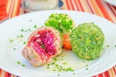 Südtiroler Küche - einzigartiger Mix: mediterran & alpin Grains, Food, Veggie Food, Vegetarian Recipes, Foods, Essen, Meals, Seeds, Yemek