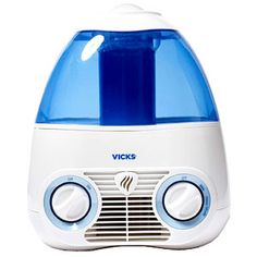 2010 American Baby Bests: 20 New-Mom Must-Haves: BEST HUMIDIFIER: Vicks (via Parents.com)