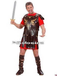 Disfraces adultos (chico/a) (13 a 100 años) - 04 - Egipcios, griegos, romanos, arabe -Disfraz Ad. Gladiador (Romano). Samurai, Punk, Sexy, Shopping, Amsterdam, Style, Material, Products, Fantasy
