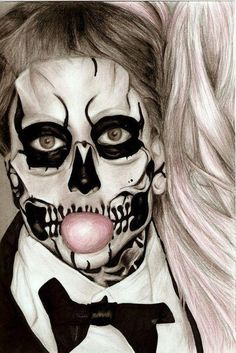 Gaga shows no sign of osteoporosis. Good for her!