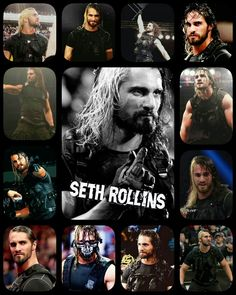 Seth Rollins - the architecte of the shield