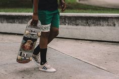 adidas Skateboarding Releases Matchcourt Video Lookbook-4