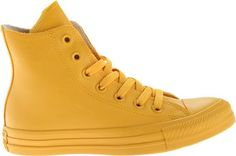 16 Waterproof Shoes That Aren't Rain Boots  #refinery29  http://www.refinery29.com/best-waterproof-shoes#slide-9  You'll get compliments left and right on this sunny, eye-catching take on a familiar silhouette.Converse Chuck Taylor All Star Rubber High Top, $54.95, available at ShoeBuy....
