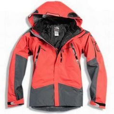 Mens The North Face Triclimate 3 In 1 Jacket Light Coral