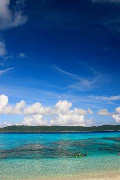 Furuzamami Beach, Okinawa, Japan Vacation Destinations, Dream Vacations, Vacation Spots, Places To Travel, Places To See, Cities, Okinawa Japan, Japan Japan, Japan Travel