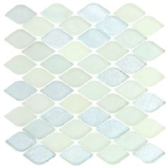 Aquatica Misty Water AQ2004 Glass Tile Mosaic