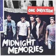 """I got """"Midnight Memories""""! Which One Direction Album Are You?"""