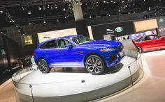 Report: Jaguar-Land Rover plans to sit the 2016 Detroit Auto Show out - egmCarTech Detroit Auto Show, Detroit News, Jaguar Land Rover, Sports Sedan, How To Plan, Vehicles, Car, Nice, Blog