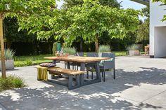 De SUNS dining tuinstoel is leverbaar in verschillende kleuren combinaties. De hoge kwaliteit materialen die voor deze tuinstoel zijn gebruikt zorgen ervoor dat deze tuinstoel zeer comfortabel zit en een moderne uitstraling heeft.