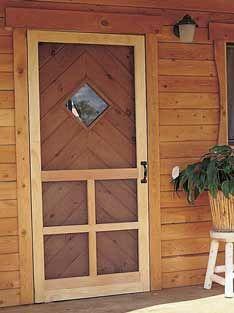 Cabin Front Doors | Turquoise Front Door | marjorie ...