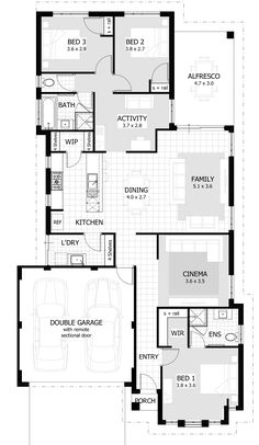 House Designs Perth   New Single Storey Home Designs
