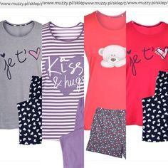 muzzy, muzzy nightwear, piżamy