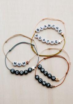 Dainty Gold Cross Bar Necklace- delicate necklace/ layering necklace/ minimal/ modern/ geometric/ minimalist/ gifts for her/ birthday gift - Fine Jewelry Ideas Shell Bracelet, Name Bracelet, Simple Bracelets, Handmade Bracelets, Secret Bracelet, Beaded Jewelry, Beaded Bracelets, Stackable Bracelets, Silver Bracelets