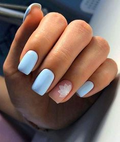 Semi-permanent varnish, false nails, patches: which manicure to choose? - My Nails Square Acrylic Nails, Best Acrylic Nails, Square Nails, Acrylic Nail Designs, Nail Art Designs, Stylish Nails, Trendy Nails, Cute Nails, Hair And Nails