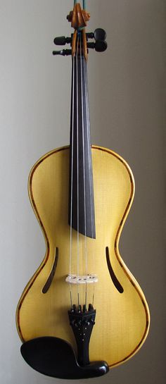 Sam Gustav Swanson, Violin-- If I ever decided to take up violin....