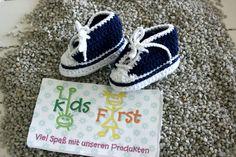 Baby Converse. Mehr Info unter www.kids-first.at
