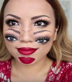 Paso a paso: Sorprende a todos con este maquillaje en Halloween