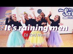 IT'S RAINING MEN - Geri Halliwell   Easy Dance Video   Choreography - YouTube Dance Videos, Music Videos, Easy Dance, Geri Halliwell, Watch The Originals, Talent Show, Original Music, It's Raining, Cabaret