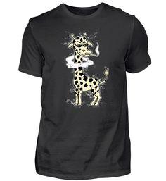 Cool Giraffe Vintage - Gift for Animal Fans T-Shirt Vintage Gifts, Giraffe, Fans, Cool Stuff, Mens Tops, Animals, Fashion, Moda, Giraffes