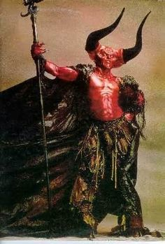 Tim Curry Darkness  Legend
