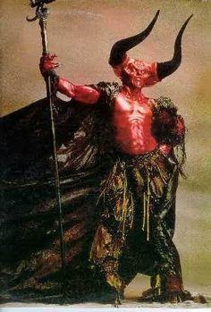 Tim Curry Darkness  Legend
