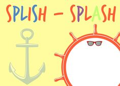 SPLISH SPLASH PARTY AND FREE PRINTABLES