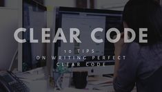 I want to share tips on writing perfect clear code, taken from the book by Peter Goodleaf. 10 Tips On Writing Perfect Clear Code