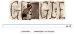 Google Franz Kafka Doodle