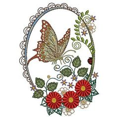 Machine Embroidery Designs | Secrets of Embroidery | Projects, Tutorials, Embird