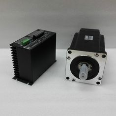 169.00$  Watch now - http://ali31t.worldwells.pw/go.php?t=32782077485 - ToAuto CNC 110mm NEMA 42 Stepper Motor With Driver 3 phase 1.2 Degree Step Angle 8Nm 4.3A 3MA2280+110BYGH350A 169.00$