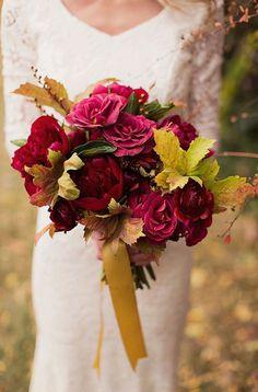 decoración de bodas en Otoño 6