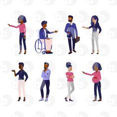 The Office Hustle [Medical Pack Included!] | Black Illustrations Business Illustration, Digital Illustration, Office Images, Effective Teaching, Professional Image, Black People, The Office, Digital Image, Hustle
