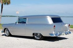 1955 Chevy Sedan Delivery