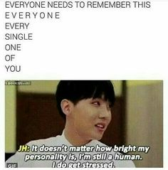 SAY IT AGAIN J-HOPE OPPA FOR THE PEOPLE IN THE BACK