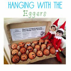 Elves And eggs