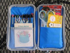 Day 9 of the Planner Addict Photo-a-day Challenge - Favorite Essential. Mochi Things Better Together Note Pouch